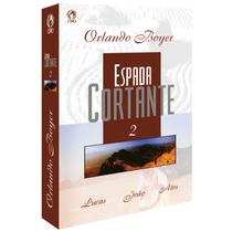 Livro Espada Cortante 2 / Orlando Boyer.