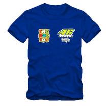 Camiseta Valentino Rossi 46 Sol E Lua - Speed Race
