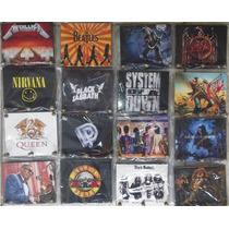 Porta-chaves - Pendurador - Bandas De Rock E Heavy Metal