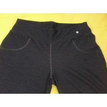 Legging Cotton Jeans Xgg Preto Tecido Grosso Alta Qualidade