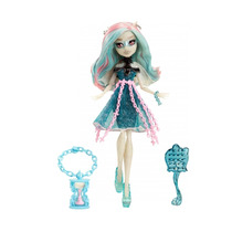 Boneca Monster High Assombrada Rochelle - Mattel