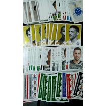 Figurinhas Campeonato Brasileiro 2013 - 0,50 Cada