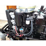 Kit Partida Elétrica Motor Popa Mercury 15hp Super 2 Tempos
