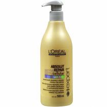 Loreal Shampoo Absolut Repair Cellular Original 500 Ml