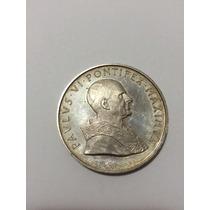 Medalha Antiga E Rara Do Vaticano 36g 4,3cm