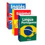 Mini Dicionário Rideel Inglês Português E Espanhol Original