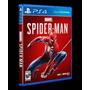 Jogo Marvel's Spider-man - Ps4 Midia Fisica Lacrado