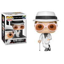 Funko Pop! Rocks: Elton John (greatest Hits) #62