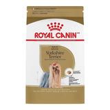 Ração Royal Canin Yorkshire Terrier Breed Health Nutrition Cachorro Adulto Raça Pequena 7.5kg