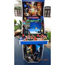 Máquina Multijogos Lcd 19 Arcade Multigames