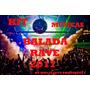 Kit 100 Músicas Eletrônicas Balada Rave 2017