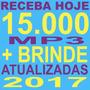 15mil Músicas Festa Funk Sertanejo Eletro + 1000 Clipes 120g
