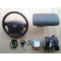 Kit Air Bag Hyundai Santa Fé 2012