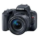 Canon Eos Rebel T7 18-55mm Is Ii Kit Dslr Cor Preto