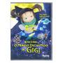 O Mundo Encantado De Gigi Dvd Animação Original Novo