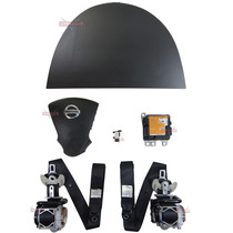 Kit Air Bag Bolsa Modulo Cintos Nissan March 015 016