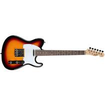 Guitarra Memphis Telecaster Mg52 Sb - Sunburst - Gt0108