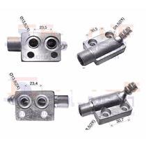 Valvula Sucção E Descarga Do Compressor 10p08 Gol Parati Sav