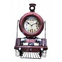 Relógio Decorativo De Mesa Paris (re561)