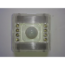 Lampada Led Sensor De Presença Infra Vermelho