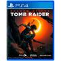 Shadow Of Tomb Raider Ps4 Mídia Física Pronta Entrega.