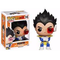 Funko Pop Vegeta Dragon Ball Z Boneco Vegeta Dbz Original