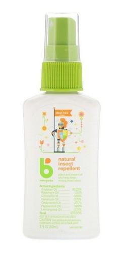 Repelente Infantil Babyganics Natural E Orgânico 59 Ml