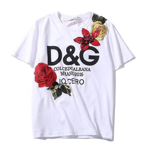 Camiseta Dolce   Gabbana Feminina Made In Itália Original 01c52188c19d8