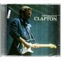 Cd / Eric Clapton = The Cream Of Clapton - 18 Sucessos (lacr Original