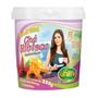 Chá Hibisco Em Pó - Solúvel - Adoçado Com Sucralose - 220gr