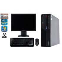 Pc Trinkcenter M58p Core 2 Duo E8400 3.0ghz 4gb Ram /320 Hd