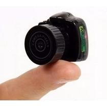 Camera Espiã Mini Dv Fimadora Hd 720p