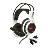 Headset Gamer Fone De Ouvido 7.1 Pc Xbox One Ps4 Pc+p2brinde