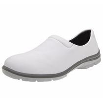 Sapato Uso Hospitalar Em Micro Fibra Marluvas