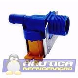 Valvula Solenoide Simples Entrada De Água 110/220v S/suporte
