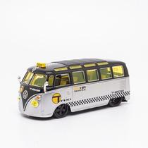 Miniatura Volkswagen Perua Kombi - Van Samba - Maisto 1:25
