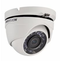Câmera Dome Infravermelho Turbo Hd Hikvision Ds-2ce56c2t-irm
