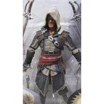 Boneco Assassins Creed Edward Kenway - Mcfarlane Toys.