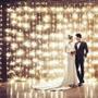 Fixa Branco Quente 100 Leds 10mts Conectar Casamento E Festa