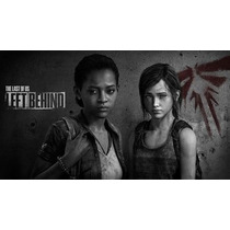 Left Behind Dlc Expansão The Last Of Us Em Português Ps3