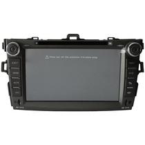 Central Multimídia Dvd Toyota Corolla - Aikon Original