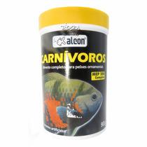 Ração Para Peixes Carnívoros De Água Doce Alcon -90g