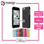 Case Capa Fosca Iphone 5c 5s 5g 4s 4g Apple Capinha+película