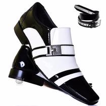 Sapato Social De Verniz- Lançamento 2014! Preço Imperdível!