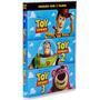 Trilogia Toy Story 3 Dvds Disney Pixar Lacrado Nota Fiscal