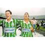 Nova Camisa Palmeiras Retro Pronta Entrega+frete Gratís