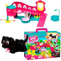Brinquedo Pet Parade Criança Cachorro Playset Multikid Br731