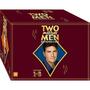 Box Dois Homens E Meio ( Temporadas 1 À 8 - 28 Dvds )
