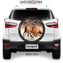 Capa Estepe Ecosport, Crossfox, Aircross, Spin, Cavalo, 1213