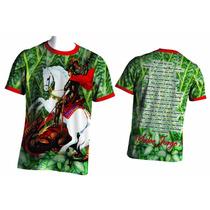 Camisa De Com São Jorge Santo Guerreiro